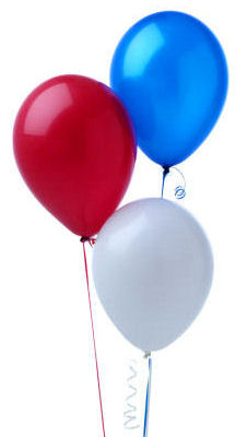 Balloons! - Don't have a part with out them or Forte Talent!